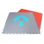 Модульное напольное покрытие Sensor с логотипом или другим изображением