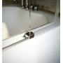 Новое душевое ограждение SLIDE избавит ванную от ограничений