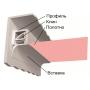 Установку штапиковых или гарпунных натяжных потолков выбрать?
