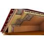 Устройство пароизоляции крыши или мансарды