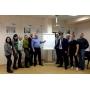 Сотрудники компании «Уютный дом» успешно прошли тренинг Сергея Жарикова в REHAU Академии г. Самары