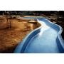 Полимерное покрытие для бассейнов, резервуаров