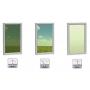 В Фабрике Окон появилось стекло, которое меняет прозрачность
