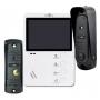 Выгодное предложение Smartec: видеодомофон для частного дома с одним монитором и двумя вызывными панелями