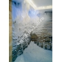Снежная комната для бани и сауны
