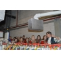 День открытых дверей для школьников прошел на заводе «профайн РУС» в Воскресенске