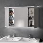 Зеркальные шкафчики для современных ванных комнат