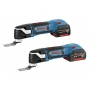 Два новых аккумуляторных инструмента Bosch: GOP 14,4 V-EC Professional и GOP 18 V-EC Professional