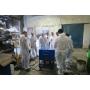 Компания «ГИЗ Технологии» провела семинар «Технология гидроизоляции жидкой резиной в строительстве»