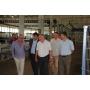 Представители администрации Кирово-Чепецка посетили завод крупнейшего партнера Deceuninck