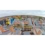 В «Белом городе» монтируют крыши