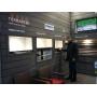 Террасы и вентфасады от компаний Deceuninck и «Террадек» на выставке «Деревянный дом - 2016»