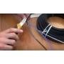Видео-инструкция по разделке оптических кабелей СЛ-ОЭК и СЛ-ОКМБ.