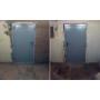 Монтаж противопожарных дверей от компании «Огнезащита»
