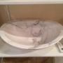 Раковина из натурального камня для ванной и кухни