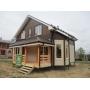 Тенденции современного малоэтажного строительства - большинство выбирает каркасные дома!