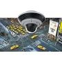 Новая уличная панорамная камера марки AXIS с обзором на 360° и встраиваемой PTZ-камерой серии Q60-E