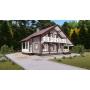 Финские дома из клеёного бруса от компании «ЭдемСтрой»