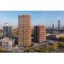 Окна нового жилого комплекса в Екатеринбурге откроют панораму на исторический центр