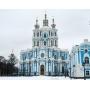 Сaparol вернул краски жемчужине Петербурга - Смольному собору