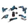 Аккумуляторы емкостью 2,5 А•ч для профессиональных инструментов Bosch 10,8 В