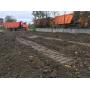 Подготовка земли под строительство складов,ангаров.