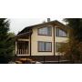 Комплексное проектирование и возведение домов из клееного бруса от «ЭдемСтрой»