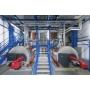 Новая двухуровневая котельная Bosch запущена на фармацевтическом заводе Bionorica