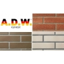 Фасадная плитка ADW Klinker – расширение крымской серии