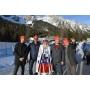 Великолепная пятёрка: победители специальных номинаций партнёрской программы Viessmann побывали на чемпионате мира по биатлону