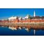 Модульные полы  Sold уложили в здании  Кремля