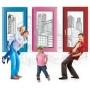 Почему покупать пластиковые окна у производителя выгоднее? Цветные пластиковые окна - тренд 2014 года