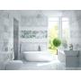 Плитка для ванной комнаты: разновидности и характеристики