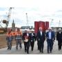 Строительство станции метро «Рассказовка» идет по графику