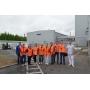 Менеджеры компании «ТЗСК Окна»  прошли обучение на производстве Deceuninck в России