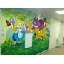 Dulux поможет детям-посетителям Морозовской больницы почувствовать себя в Стране чудес