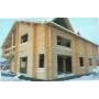 Преимущества рубленных домов. Доступное загородное строительство