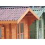 Крыша из ондувила: имитируем натуральную черепицу