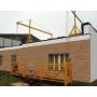 Фасадные строительные подъемники (люльки) ZLP и NORDBERG