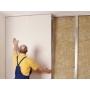 Как выровнять стену гипсокартоном?