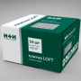 Компания H+H первой в СЗФО запустила производство интерьерной плитки из газобетона