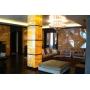 Идеи по дизайну с  колоннами в квартире. Компания Бабич.