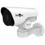 Новая компактная поворотная IP-видеокамера Smartec для 360° видеоконтроля наружных объектов с 5 Мп