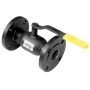Новинка: Краны стальные шаровые  11с32п (КШЦФ) Ру25 цельносварные фланцевые