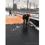 ПЕНОПЛЭКС® на мосту через Москву-реку