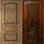 Покраска межкомнатных деревянных дверей