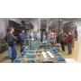 Стратегический партнер компании «профайн РУС» в Беларуси посетил производство профильных систем KBE в подмосковном Воскресенске