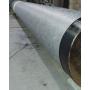 Применение стеклохолста при изоляции стальных труб подземного водоотвода
