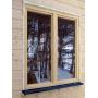 Как сэкономить при покупке деревянных окон?