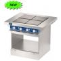Компания «Столовая-сервис» предлагает новые плиты электрические для столовых «Традиция-4», а также другое оборудование для столовых
